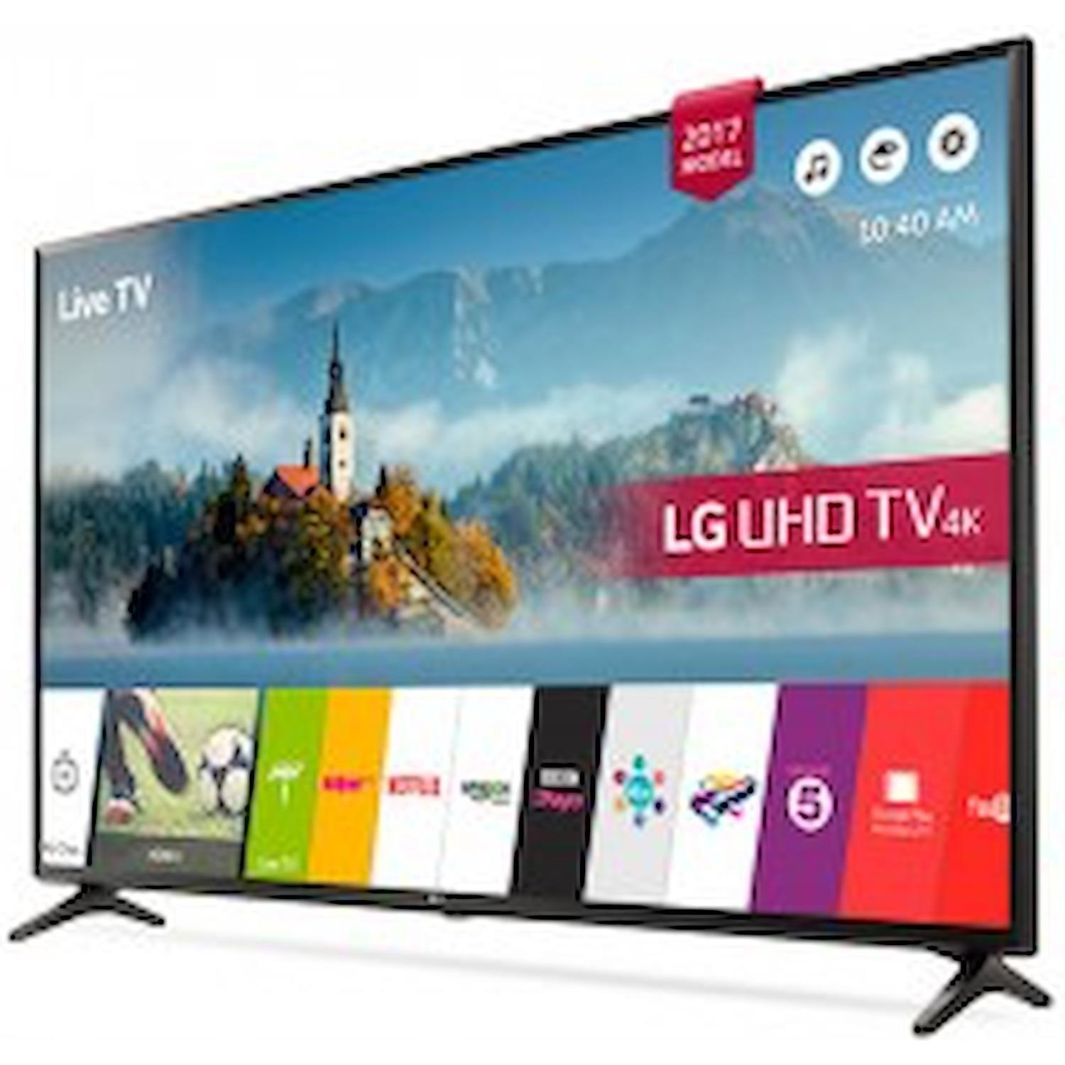Immagine per TV LED Smart 4K UHD LG 49UJ630V da DIMOStore