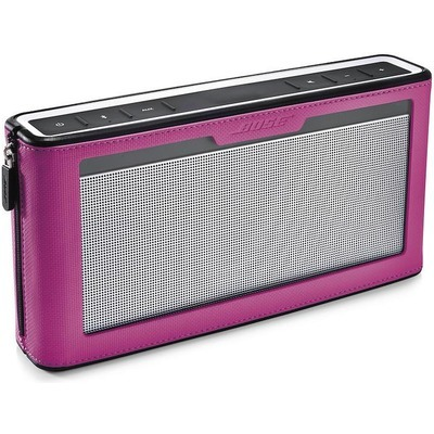 Cover Bose SoundLink bluetooth III pink