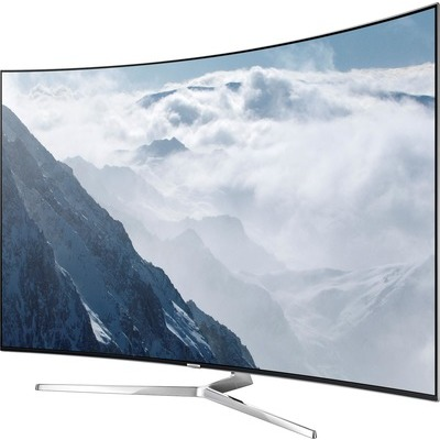 TV LED Smart 4K UHD Samsung         curvo 55KS9000