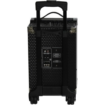 Sistema audio multimediale portatile Trolley      Majestic T