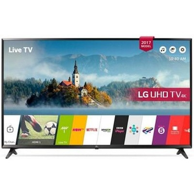 TV LED Smart 4K UHD LG 49UJ630V