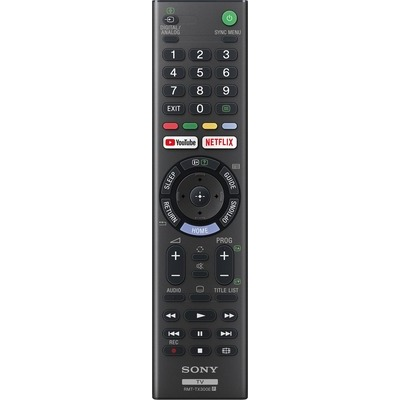 TV LED Smart 4K UHD Sony 43XF7096B