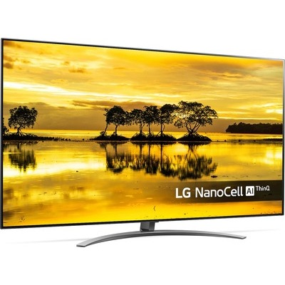 TV LED Smart 4K UHD LG 55SM9010P NanoCellTV       Intelligenza Artificiale