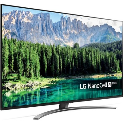 TV LED Smart 4K UHD LG 49SM8600P NanoCell         AI