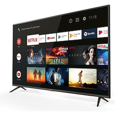 TV LED Android 4K UHD TCL 43EP640