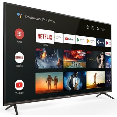 TV LED Android 4K UHD TCL 50EP640