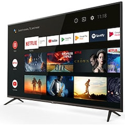 TV LED Smart Android 4K UHD TCL 55EP640