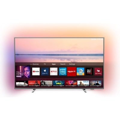 TV LED Smart 4K UHD Philips 50PUS6754