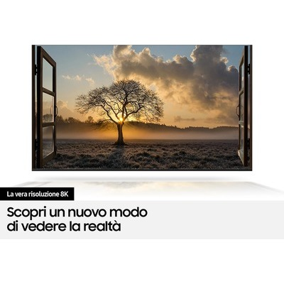 TV LED Smart 8K Samsung 75Q800T