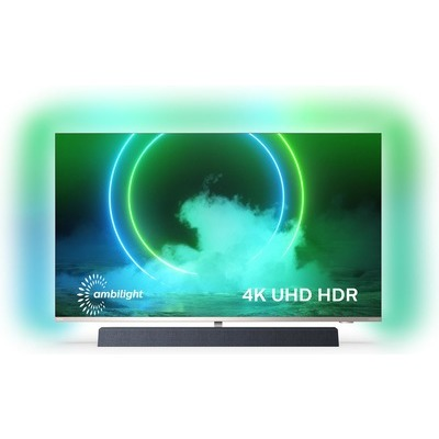 TV LED 4K UHD Android Smart Philips 55PUS9435     Sound Bowe