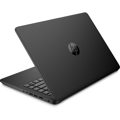 Notebook HP 14S-FQ0015 black