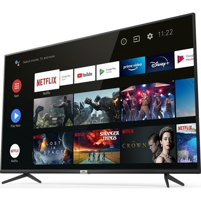 TV LED Android 4K UHD TCL 55P615
